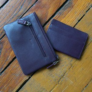 ROLF'S Slim Leather Pouch